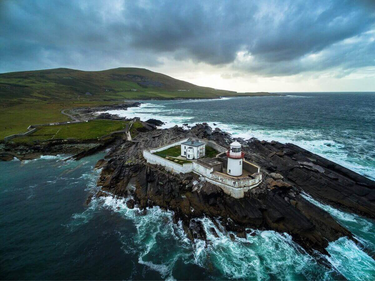 Valentia Island Lighthouse | Skellig Walker Cruises